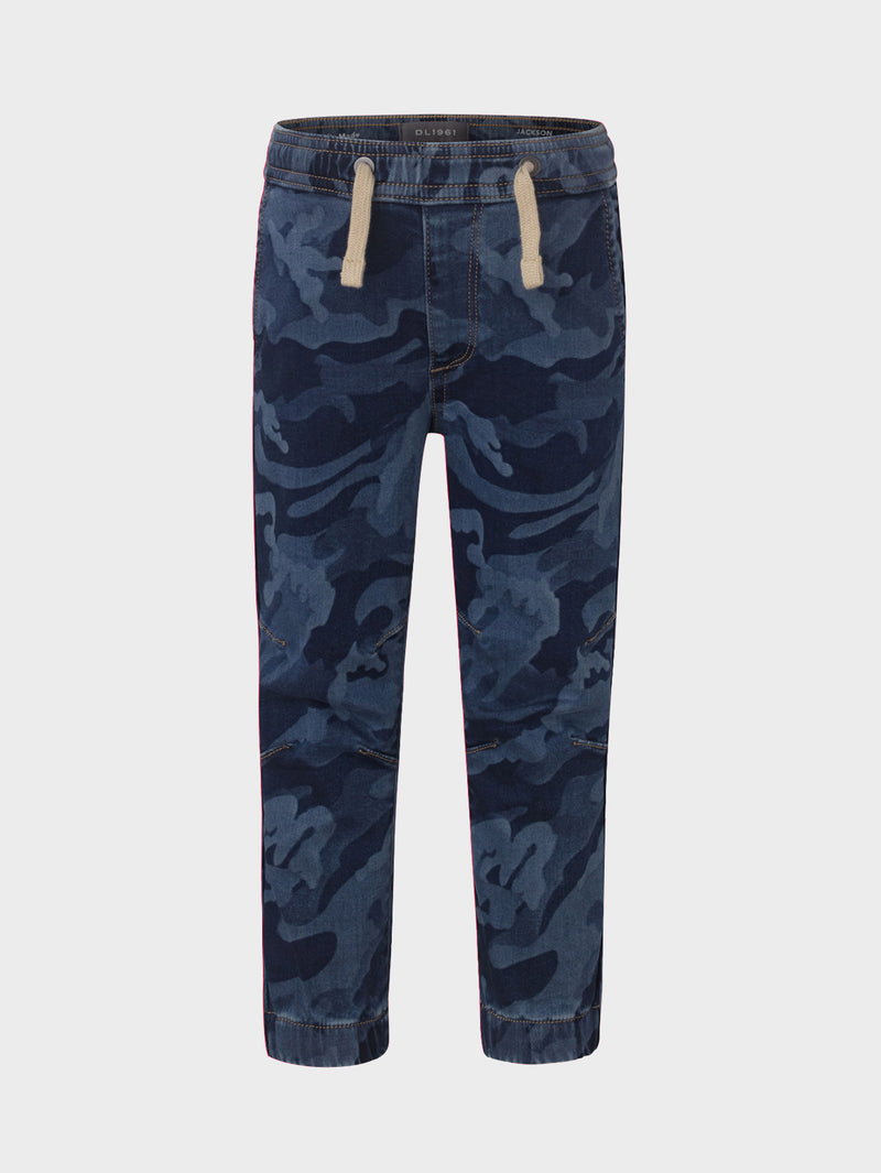 Jackson Toddler Boys Jogger | Trucks