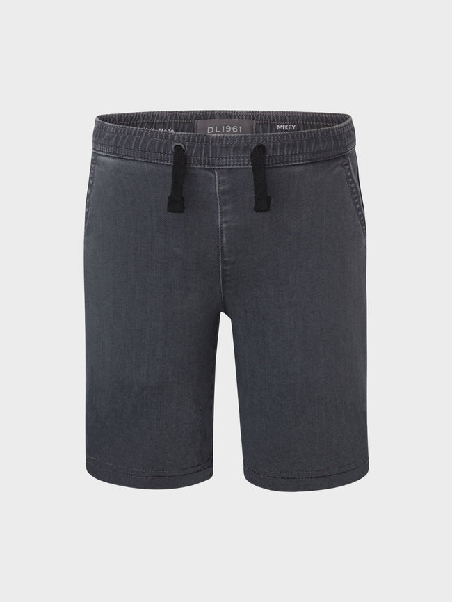 Mikey Athletic Short | Cloud Grey