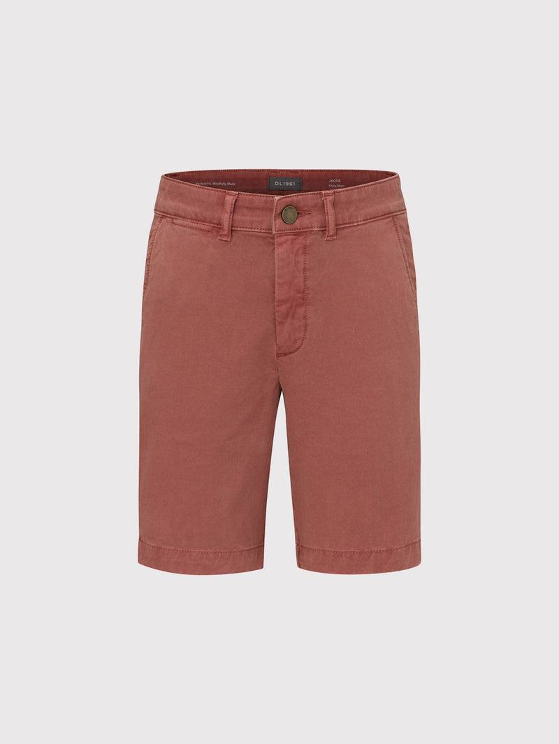 Jacob Toddler Boys Chino Short | Hide