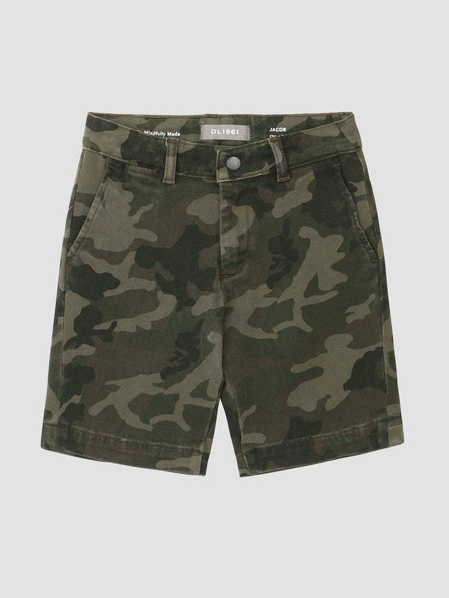 Jacob Chino Short | Forest Camo