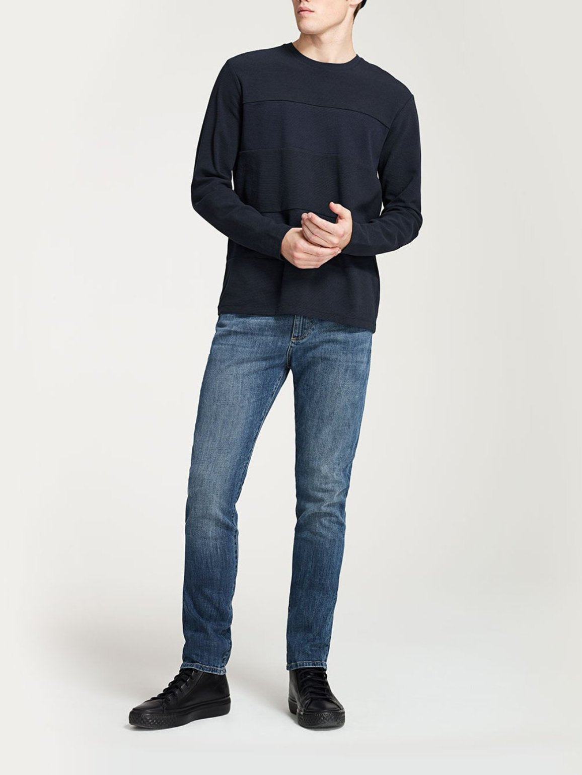 Image of Cooper Relaxed Skinny / Rail