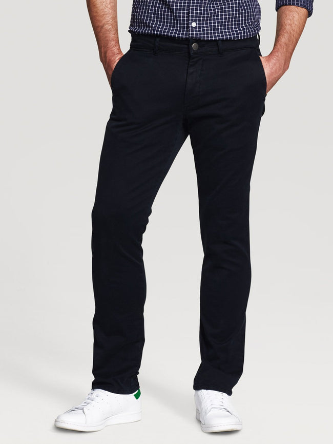 Men - Jimmy Chino Trouser Aster - DL1961
