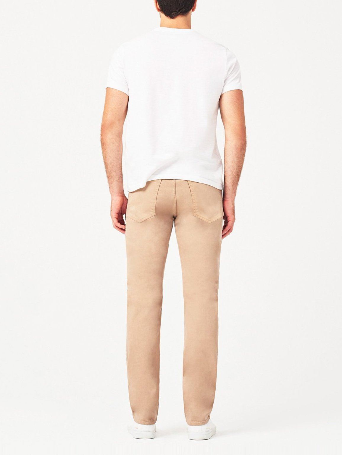Men - Light Tan Denim - Avery Modern Straight Terra - DL1961