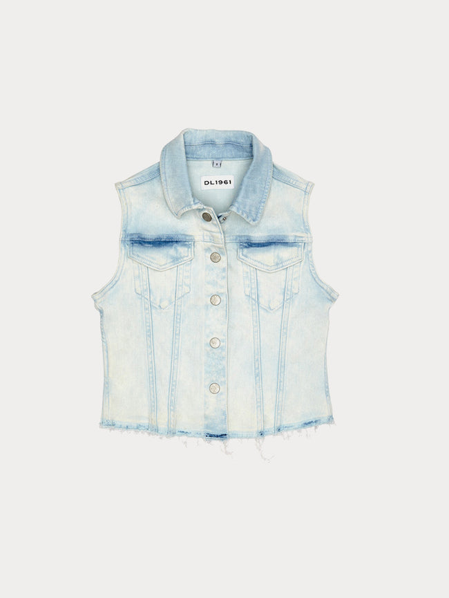 Kids Jacket - Barbi Vest | Surfside - DL1961
