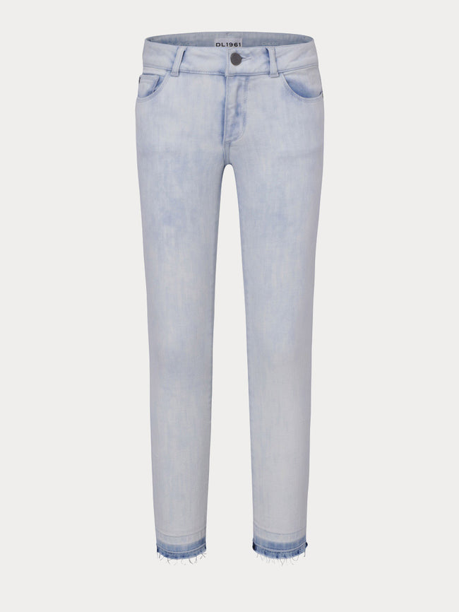 Girls - Bleached Light Wash Denim - Chloe/G Skinny Surfside - DL1961
