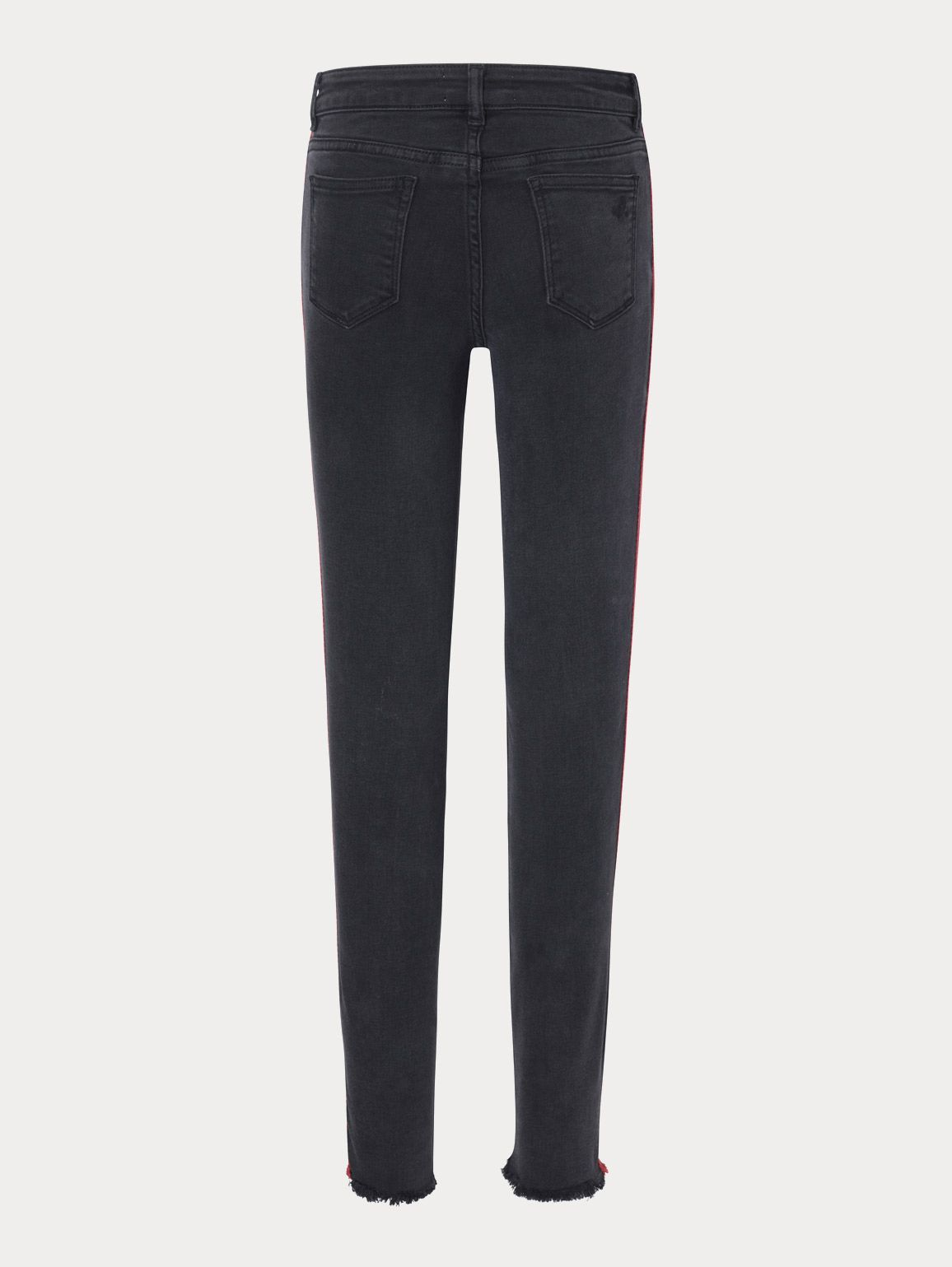 Girls - Chloe Skinny | Pop Black - DL1961