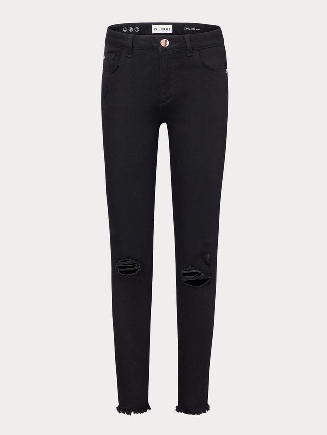 Girls - Chloe Skinny | Blackout - DL1961