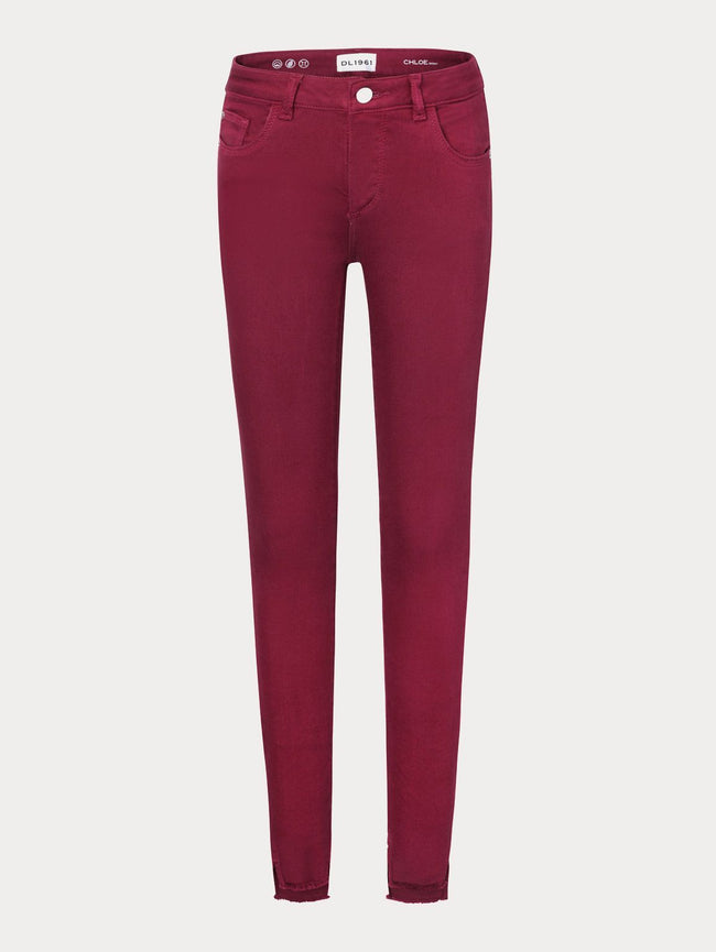 Girls - Chloe Skinny | Very Berry - DL1961
