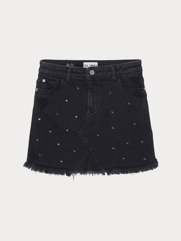 Jenny Skirt | Diamond Black