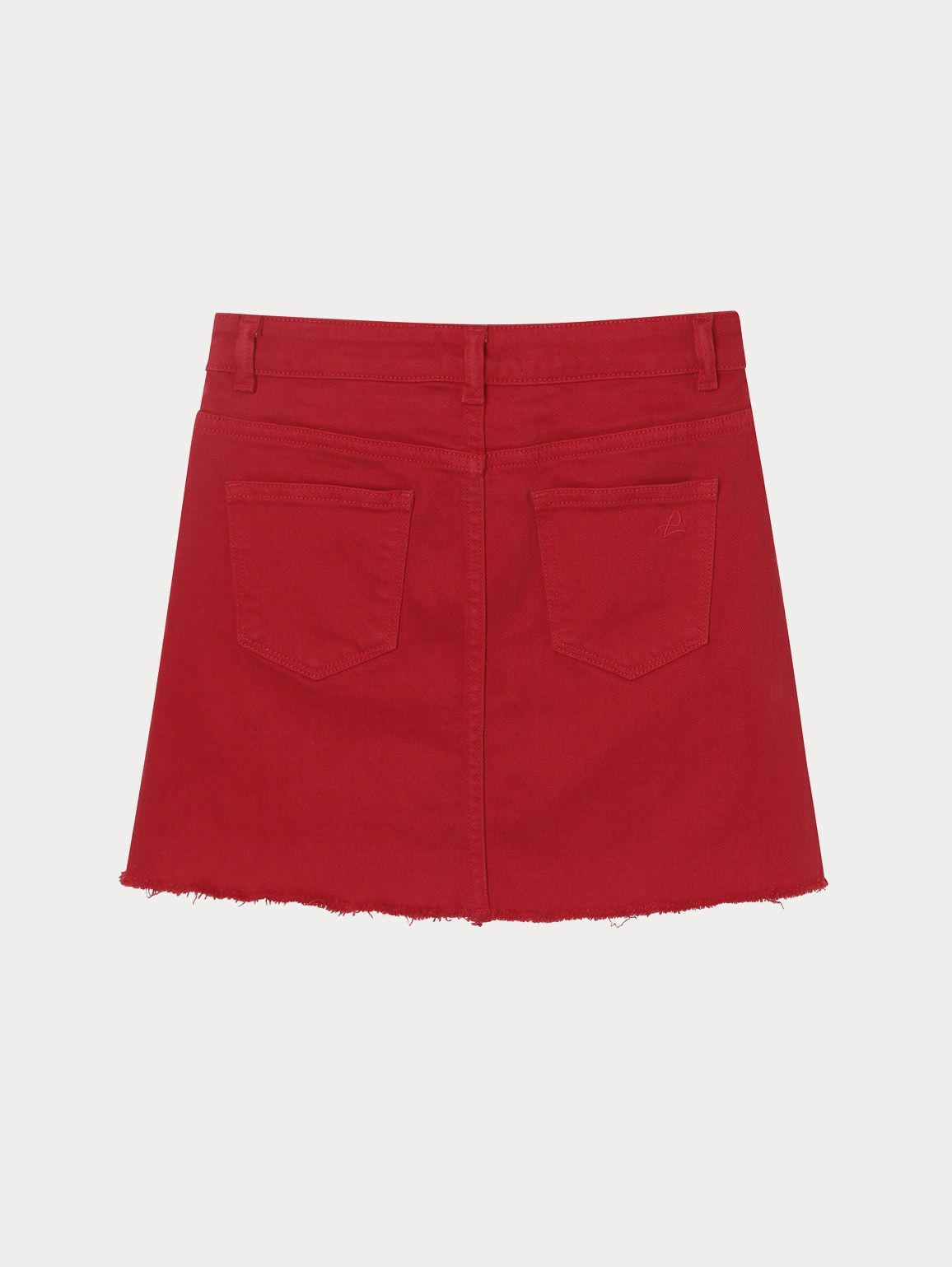 Girls - Jenny Skirt | Very Cherry - DL1961