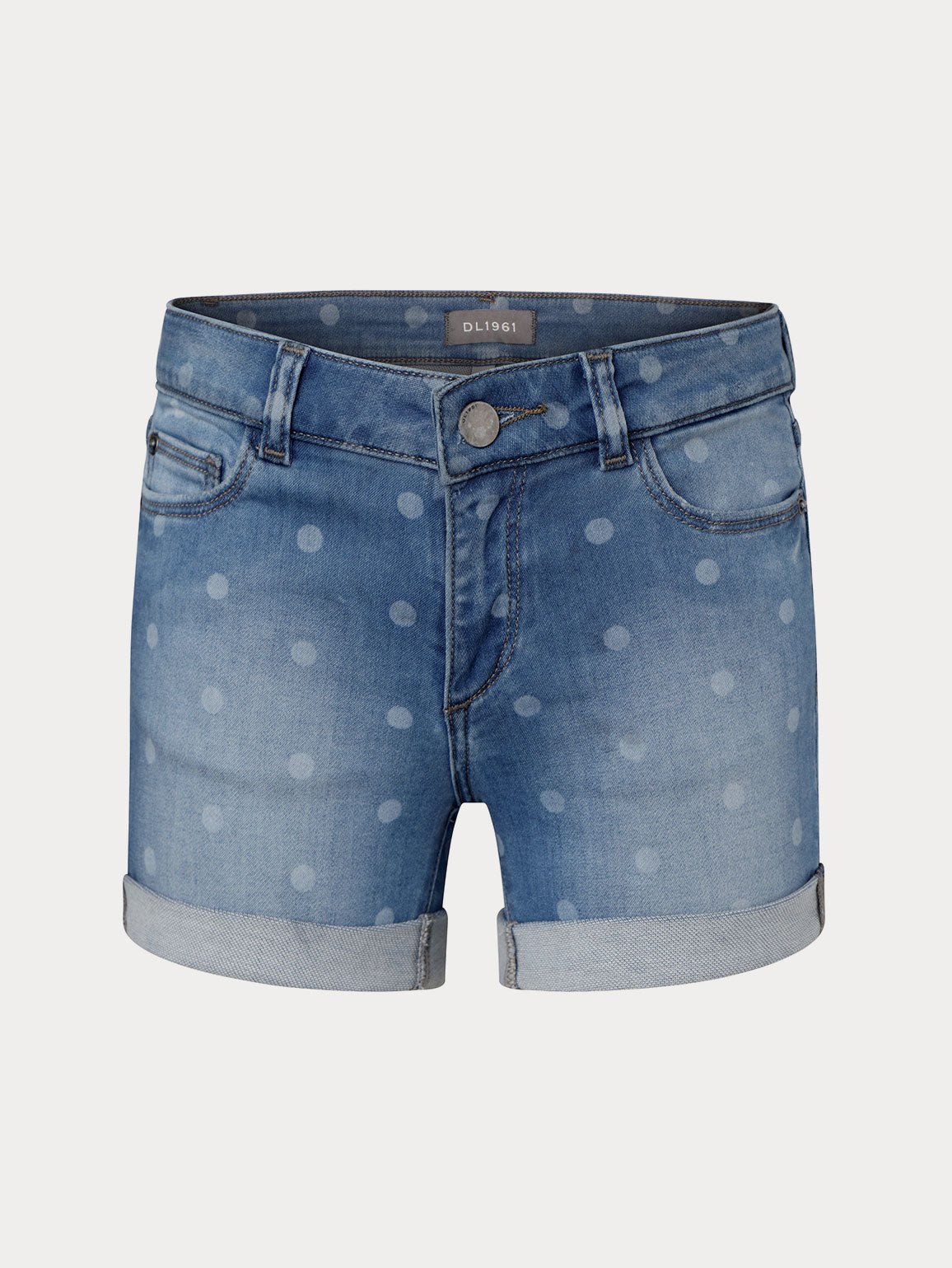 Piper Cuffed Short | Bluebird