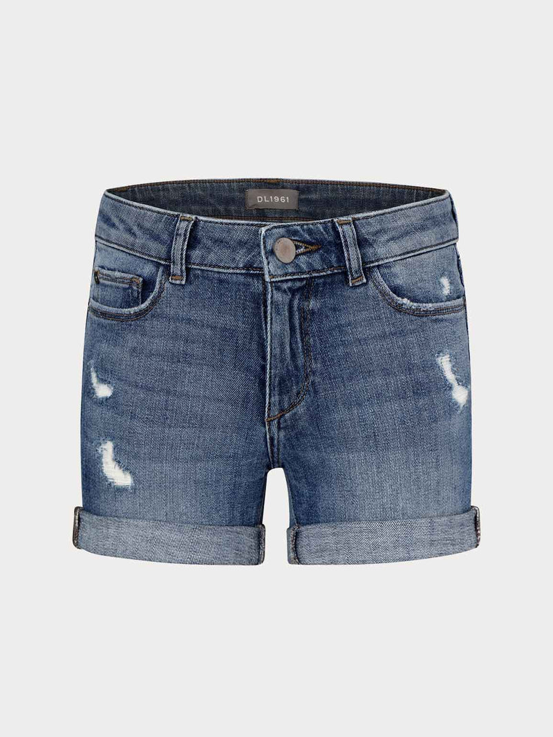 Piper Cuffed Short | Dorado