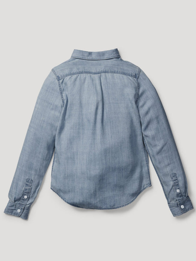 Toddler Girls - Olivia Shirts Mid Wash - DL1961
