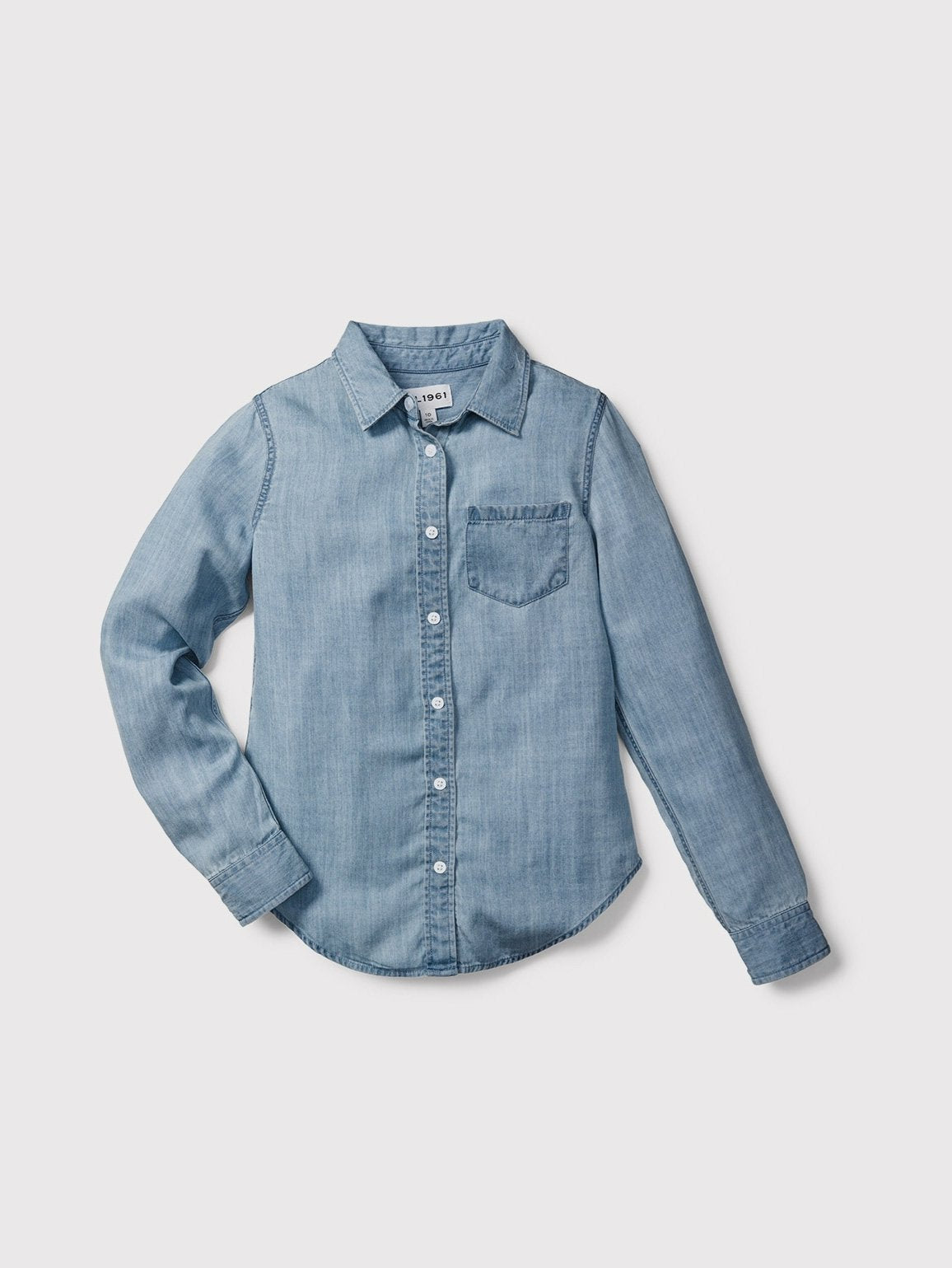 Image of Franklin Shirts / Mid Wash