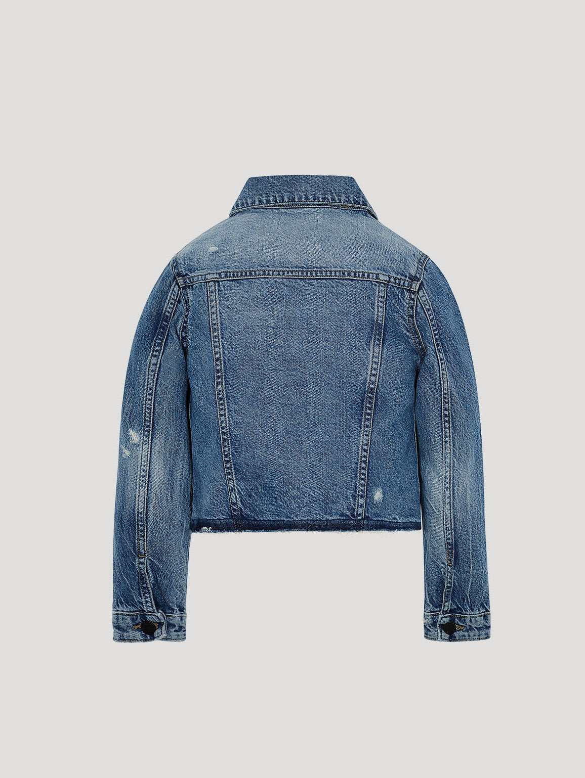 Kids Jacket - Worn-In Denim Jacket - Manning Jacket Vale - DL1961