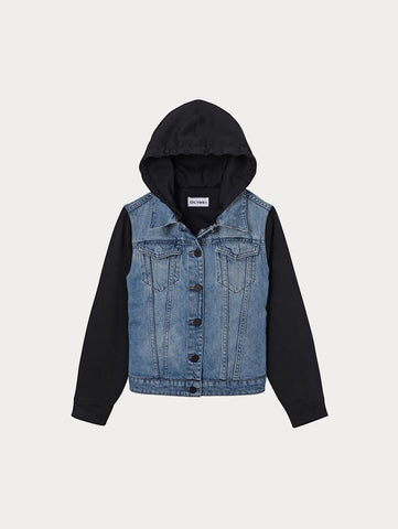 Manning Toddler Jacket | Breaker Blue