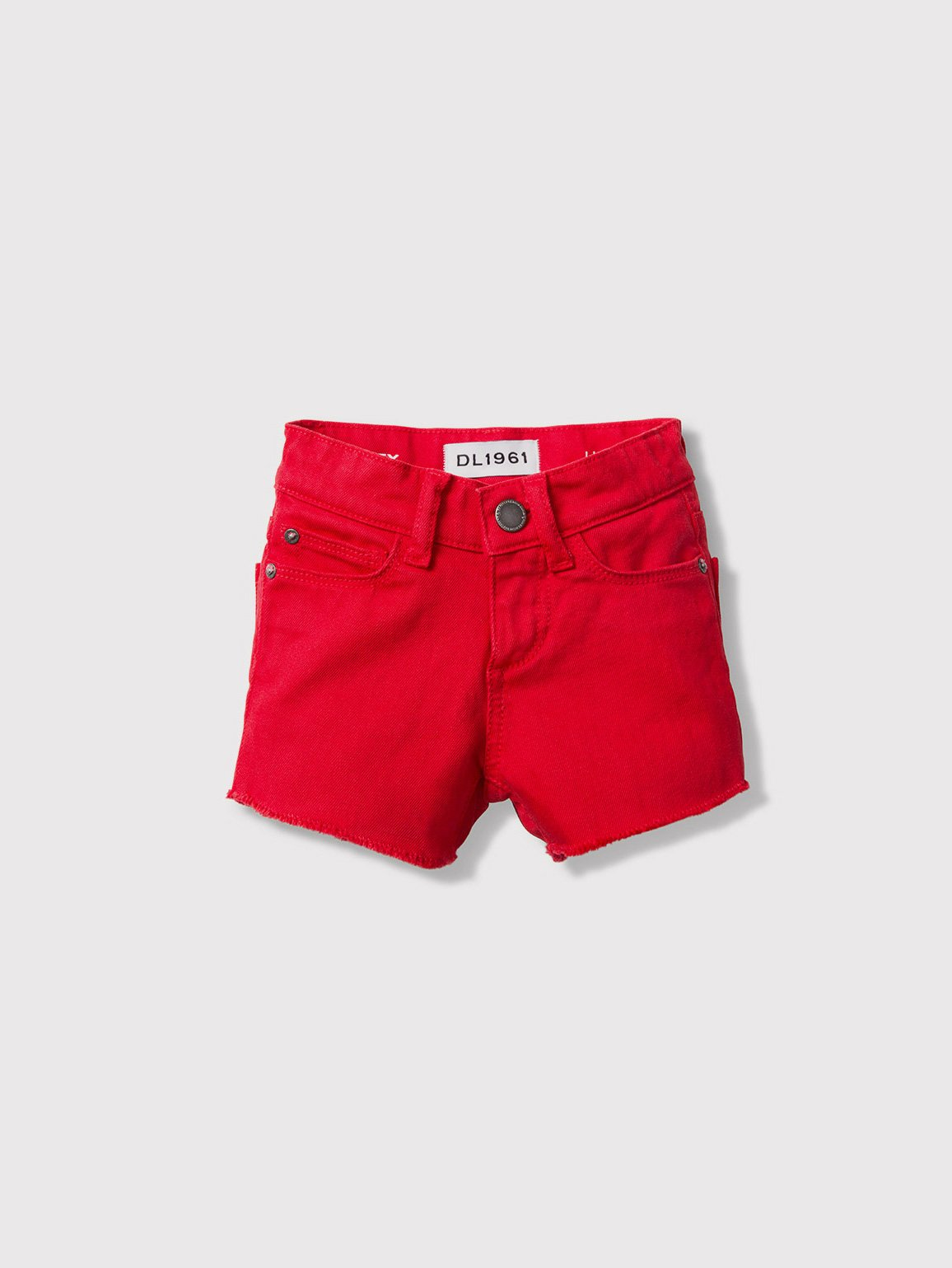 Image of Lucy Toddler Short / Berry