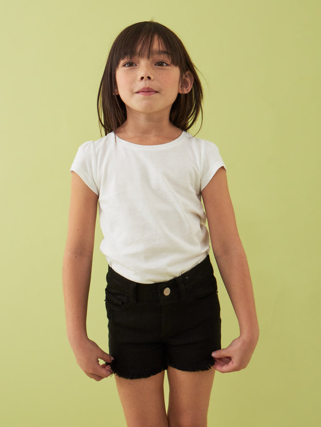 Lucy Toddler Short | Arrowhead DL 1961 Denim