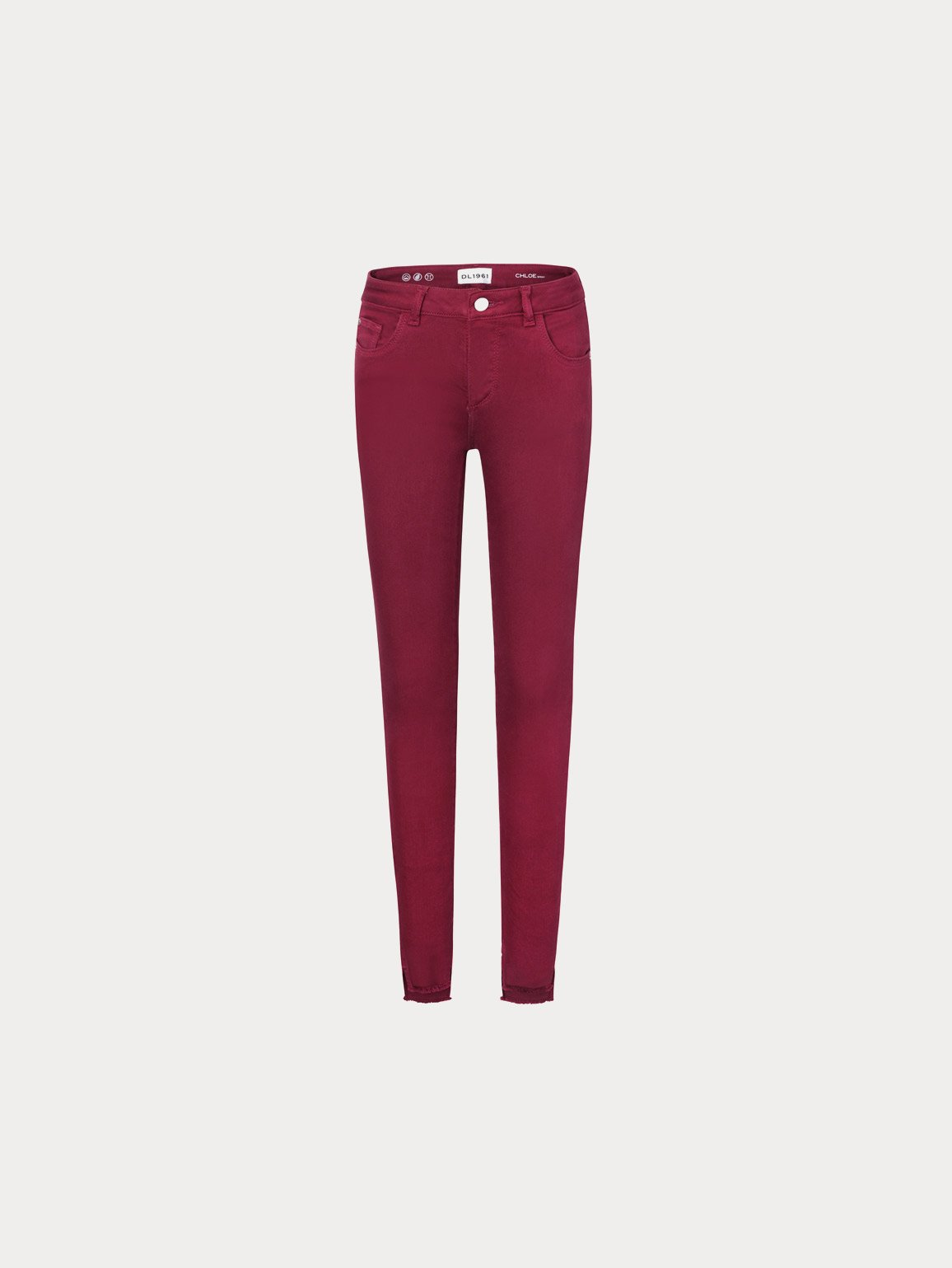 Toddler Girls - Chloe Toddler Skinny | Very Berry - DL1961