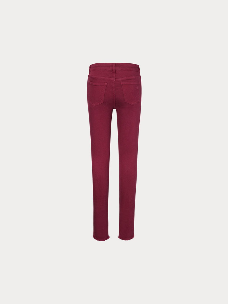 Chloe Toddler Skinny | Very Berry - DL1961