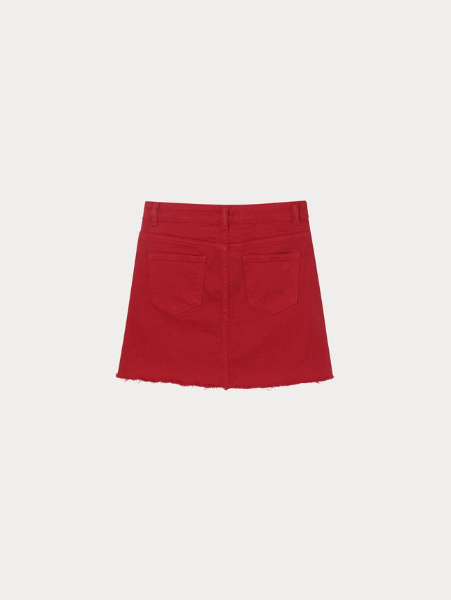 Toddler Girls - Jenny Toddler Skirt | Very Cherry - DL1961