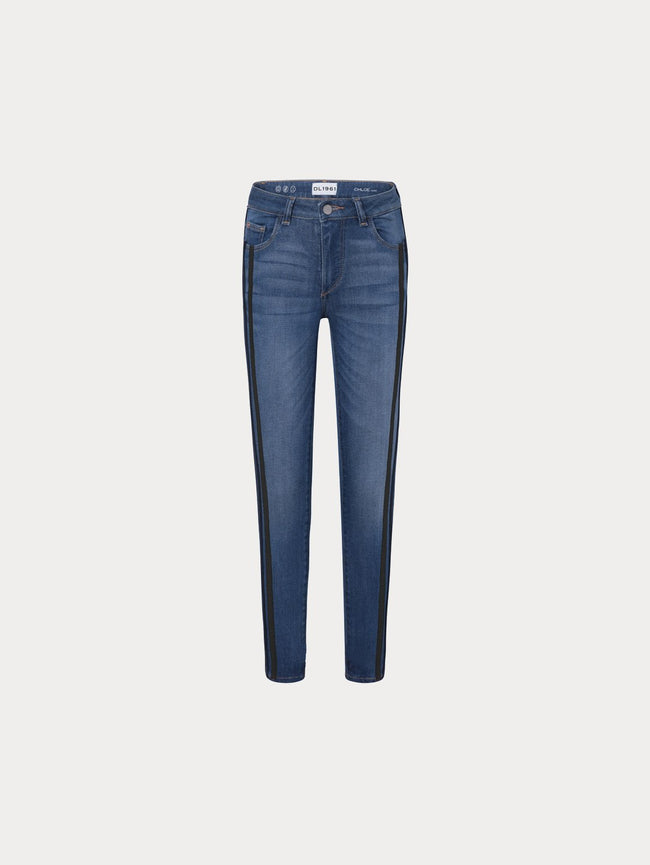 Toddler Girls - Chloe Toddler Skinny | Moody Blue - DL1961