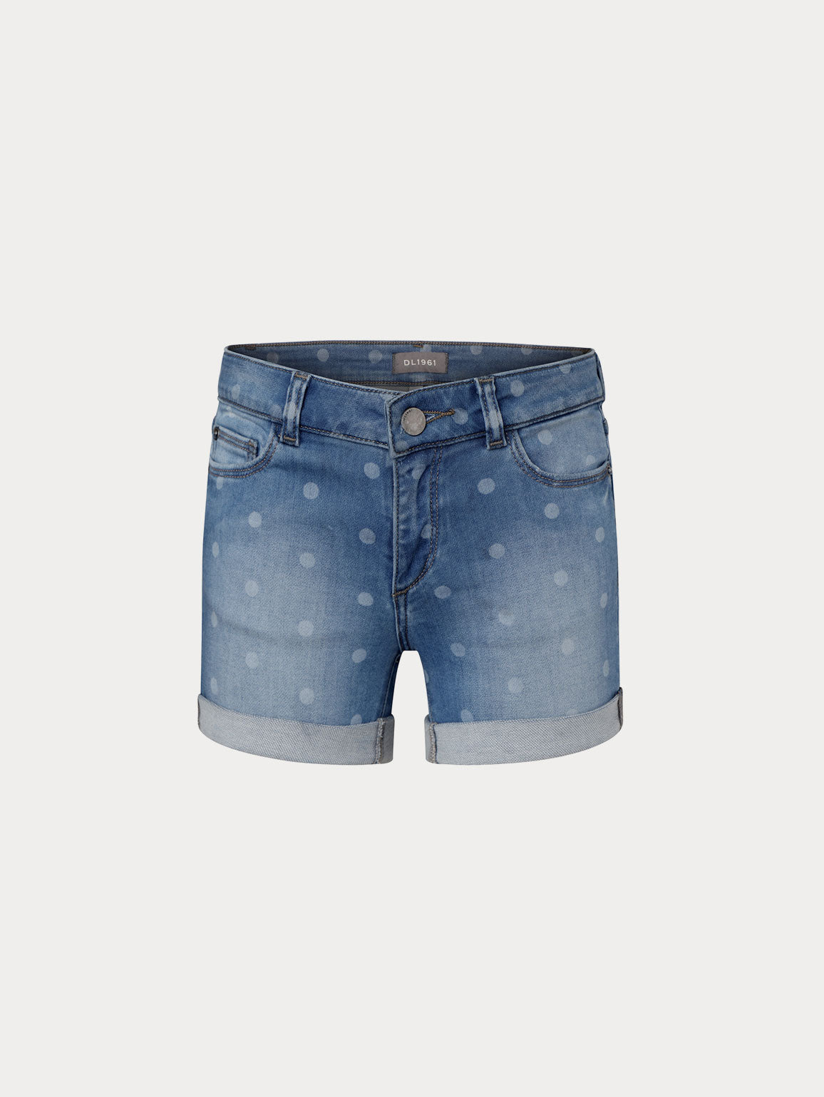 Piper Toddler Cuffed Short | Bluebird