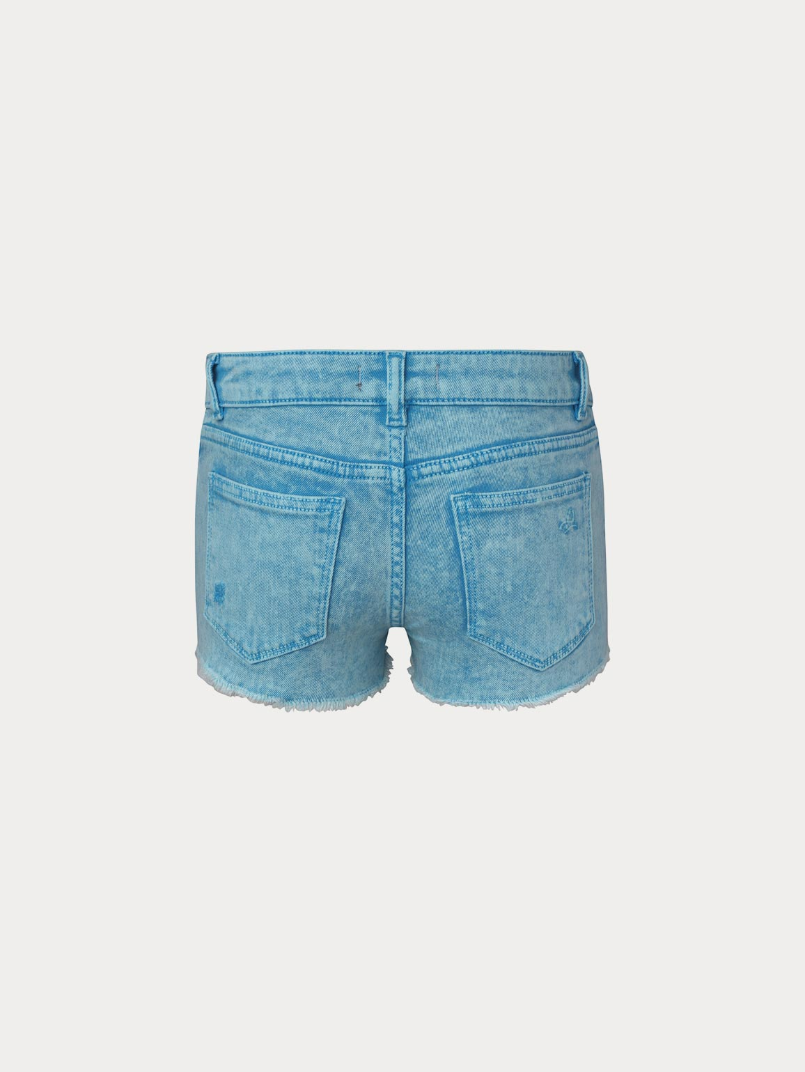 Lucy Toddler Cut Off Short | Electric Blue