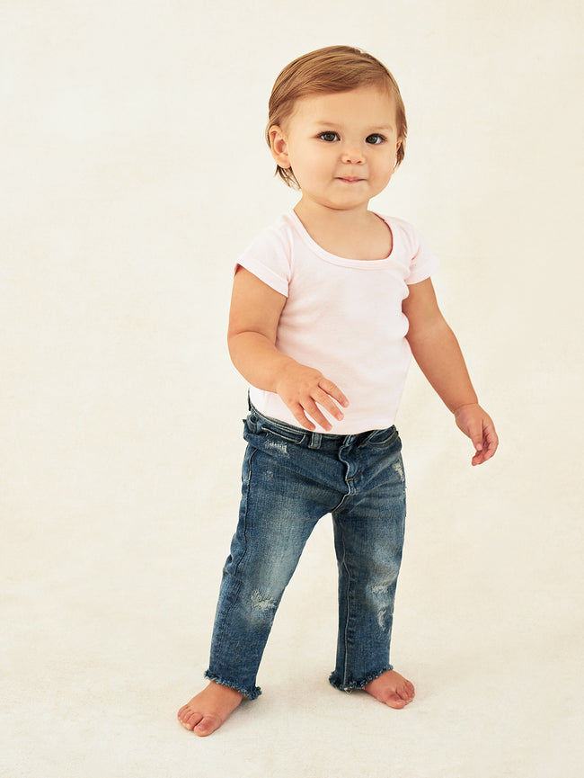 Infant Girls - Blue Infant Denim - Sophie Infant Avalon - DL1961