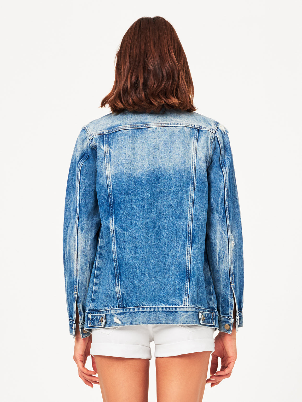 Clyde Classic Trucker Jacket | Wild Side DL 1961 Denim