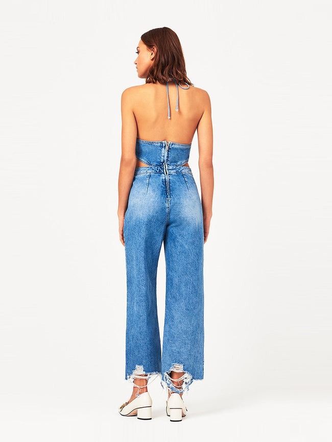 Liv Jumpsuit | Weekend DL 1961 Denim