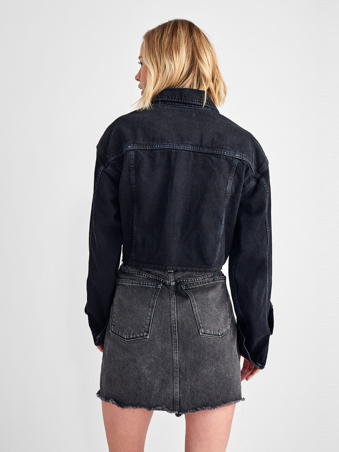 Jacket - Annie Cropped Jacket | Blackburn - DL1961