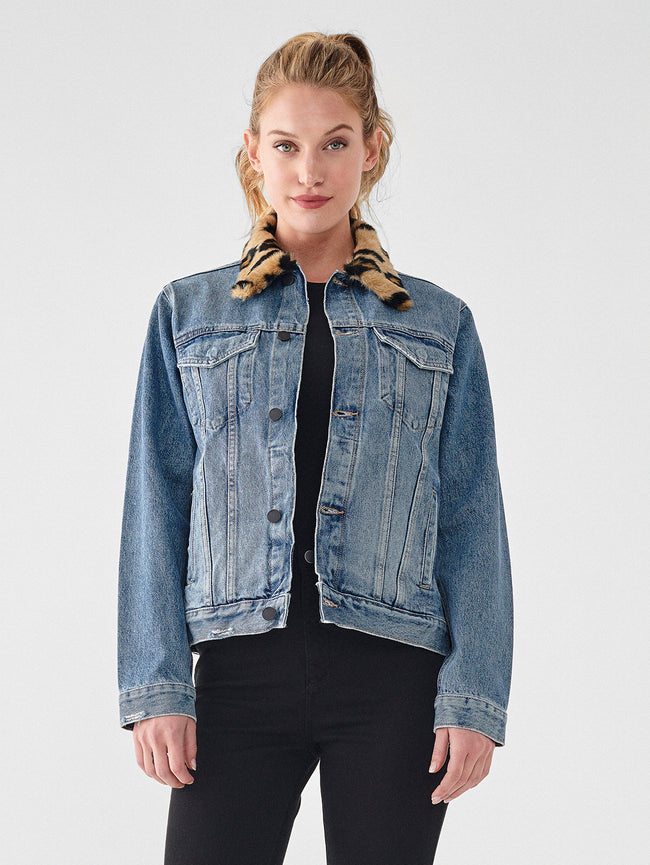 Clyde Classic Jean Jacket | Oslo