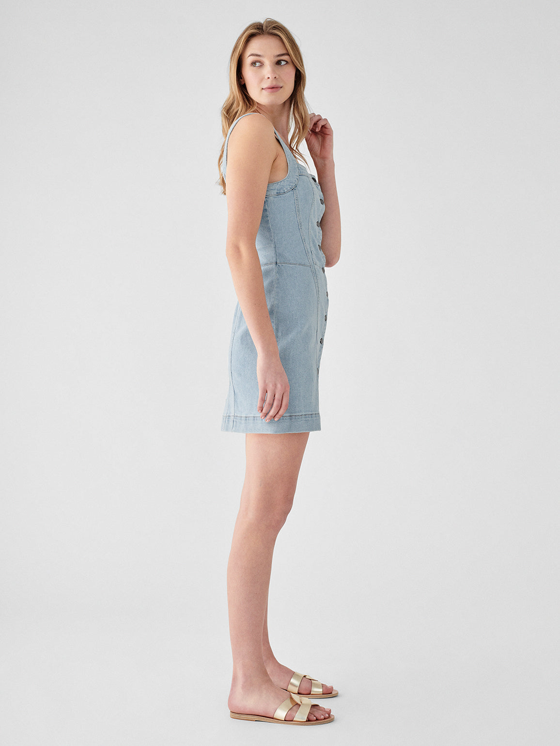 Rhea Mini Dress | Thebes