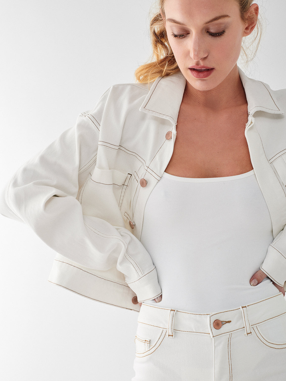 Annie Cropped Jacket | Provo