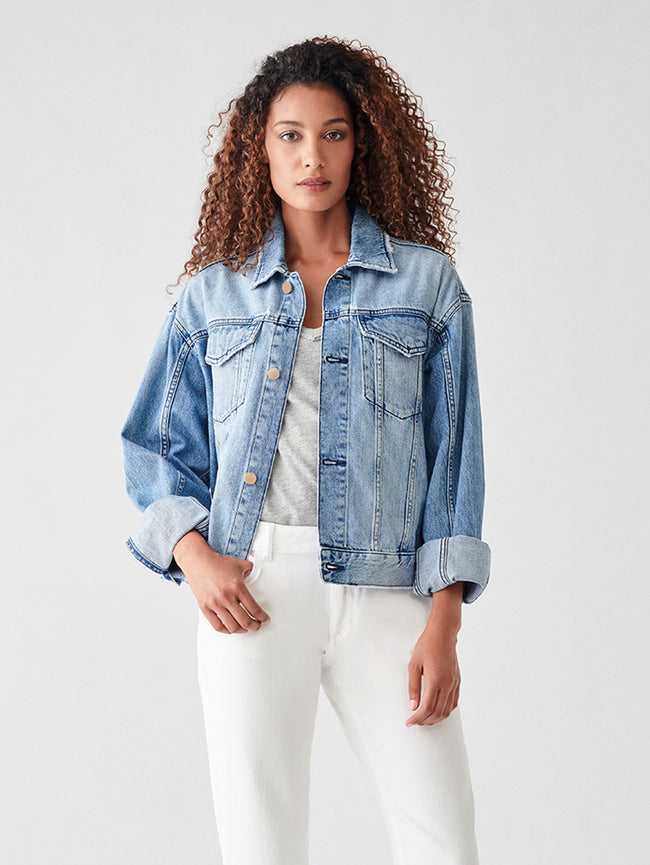 Annie Relaxed Vintage Jacket | Eaton