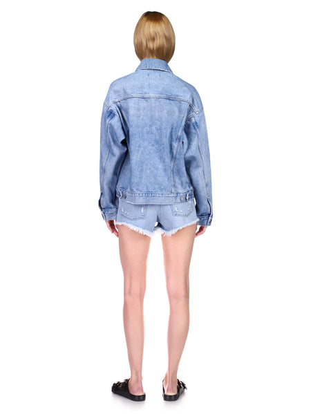 Eden Jacket Relaxed Jean | Seaglass