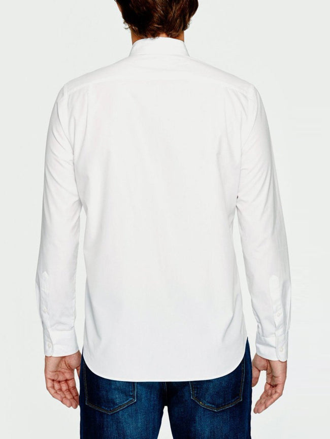 Men Shirt - 73Rd & Park Regular White - DL1961