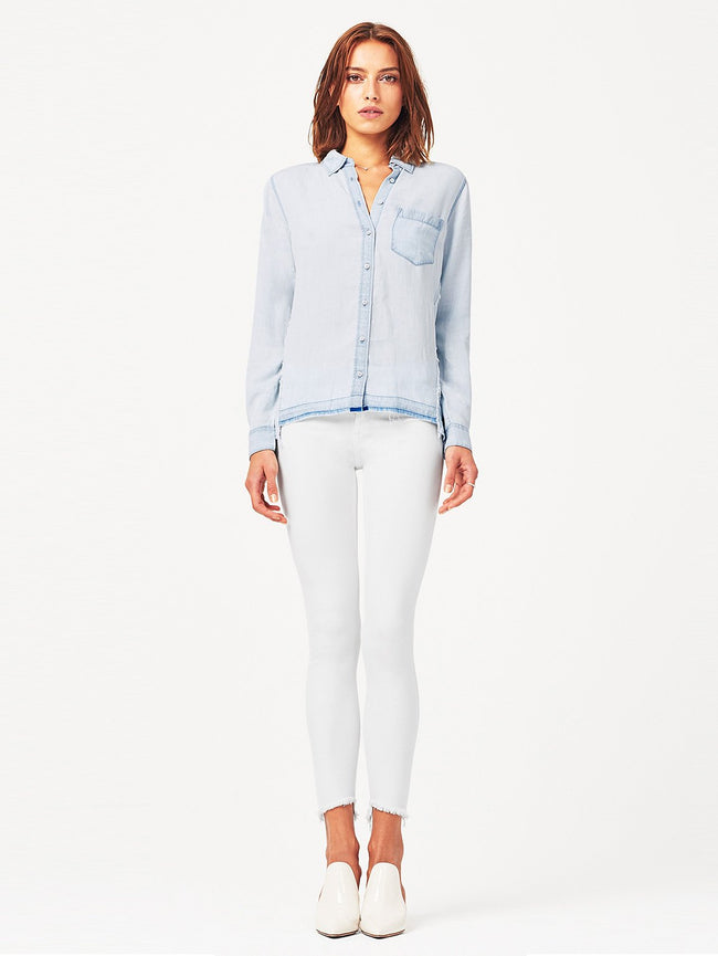 Women Shirt - Mercer & Spring Regular Bleached - DL1961