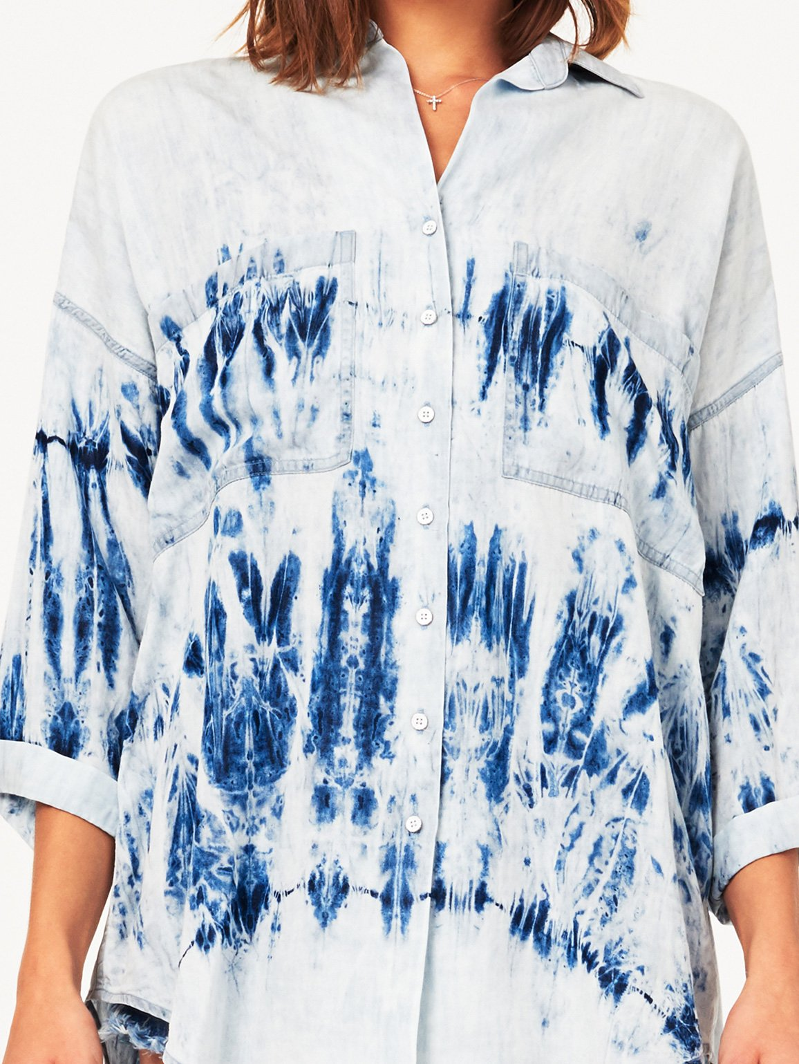 Hester & Orchard Top Tie Dye