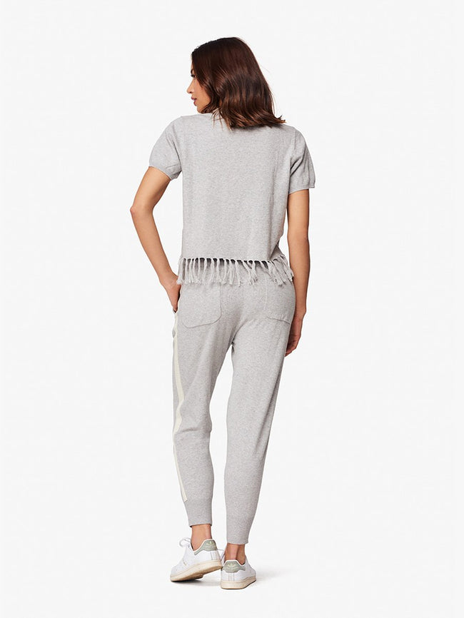 Avenue B Joggers | Heather Grey DL 1961 Denim