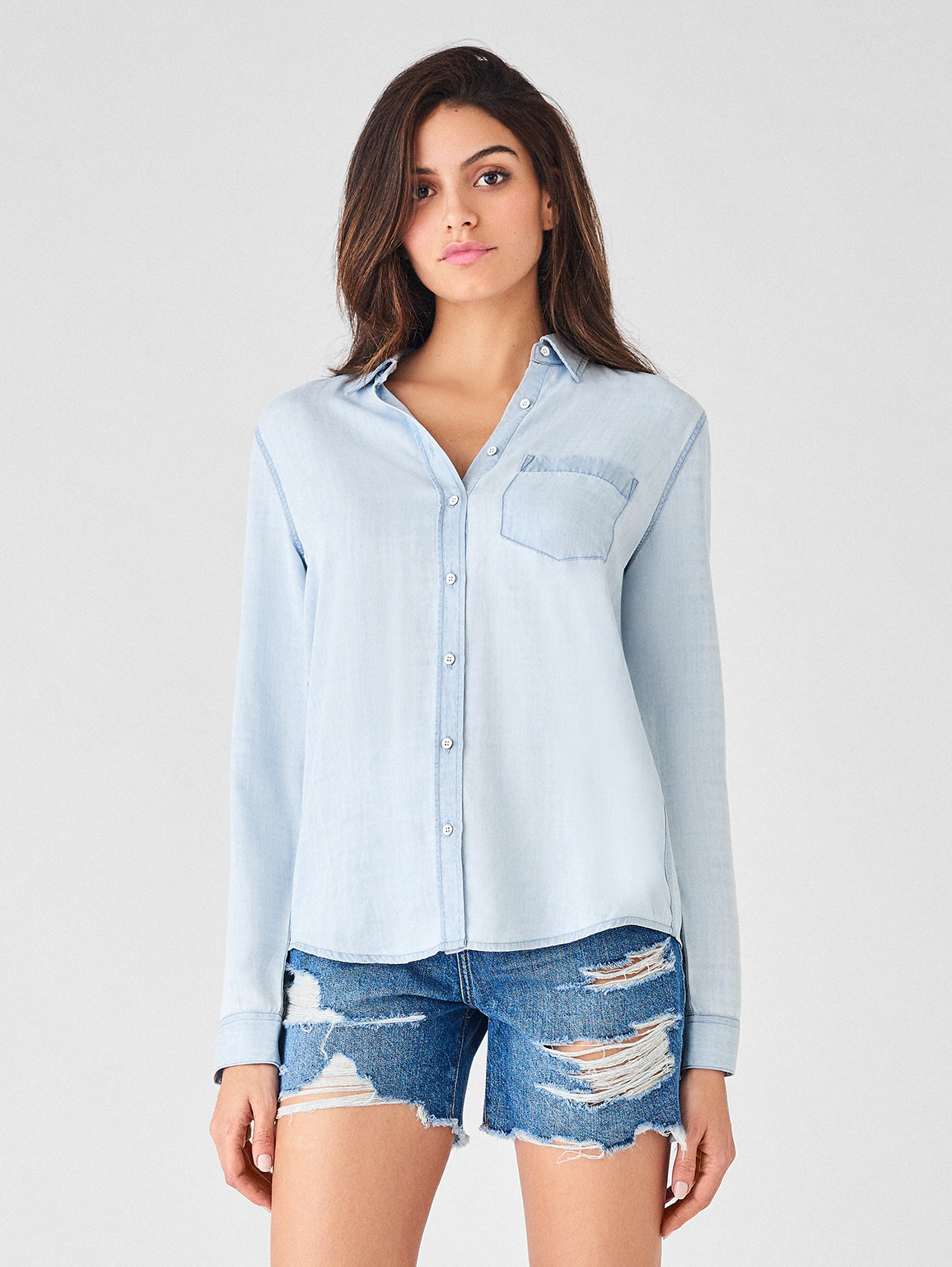 Mercer & Spring Top | Bleach