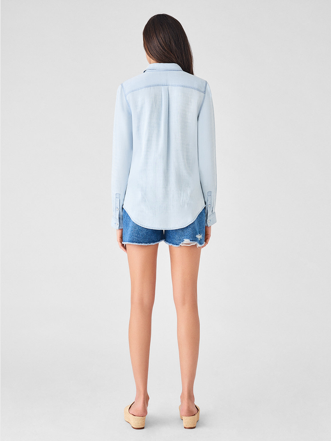 Shirt - Mercer & Spring Top | Bleach - DL1961