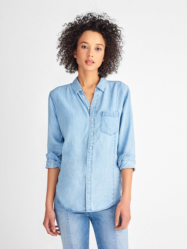 Women Shirt - Nassau & Manhattan Shirt | Midwash - DL1961