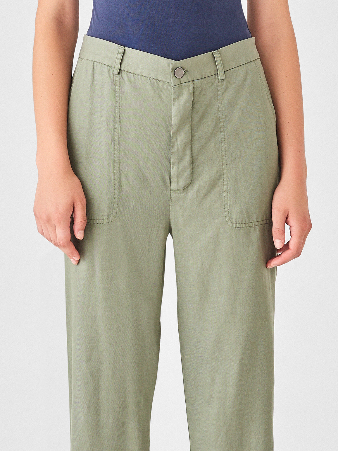 Lorimer St Pants | Sea Spray