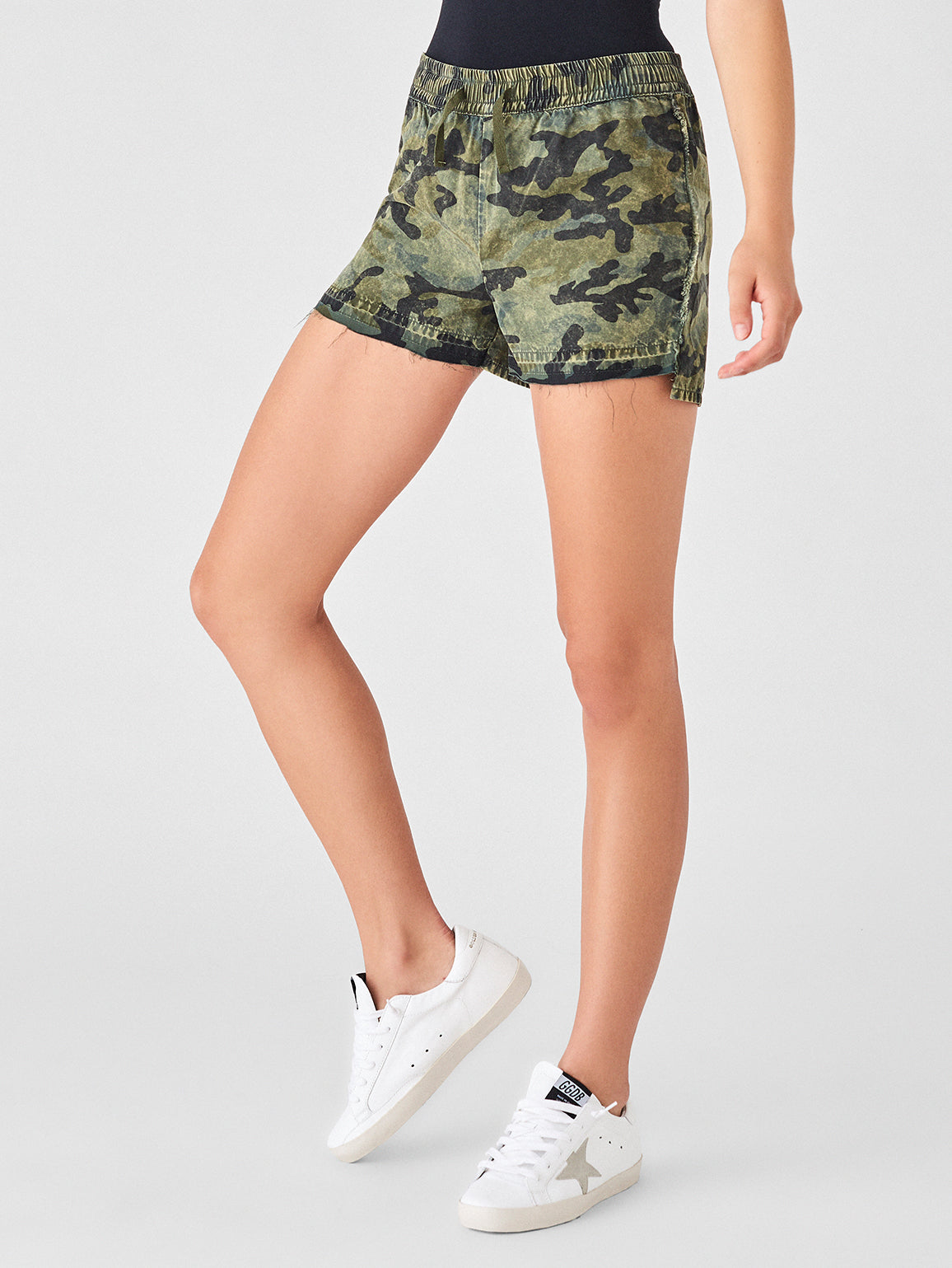 Beach 86th Shorts | Camouflage