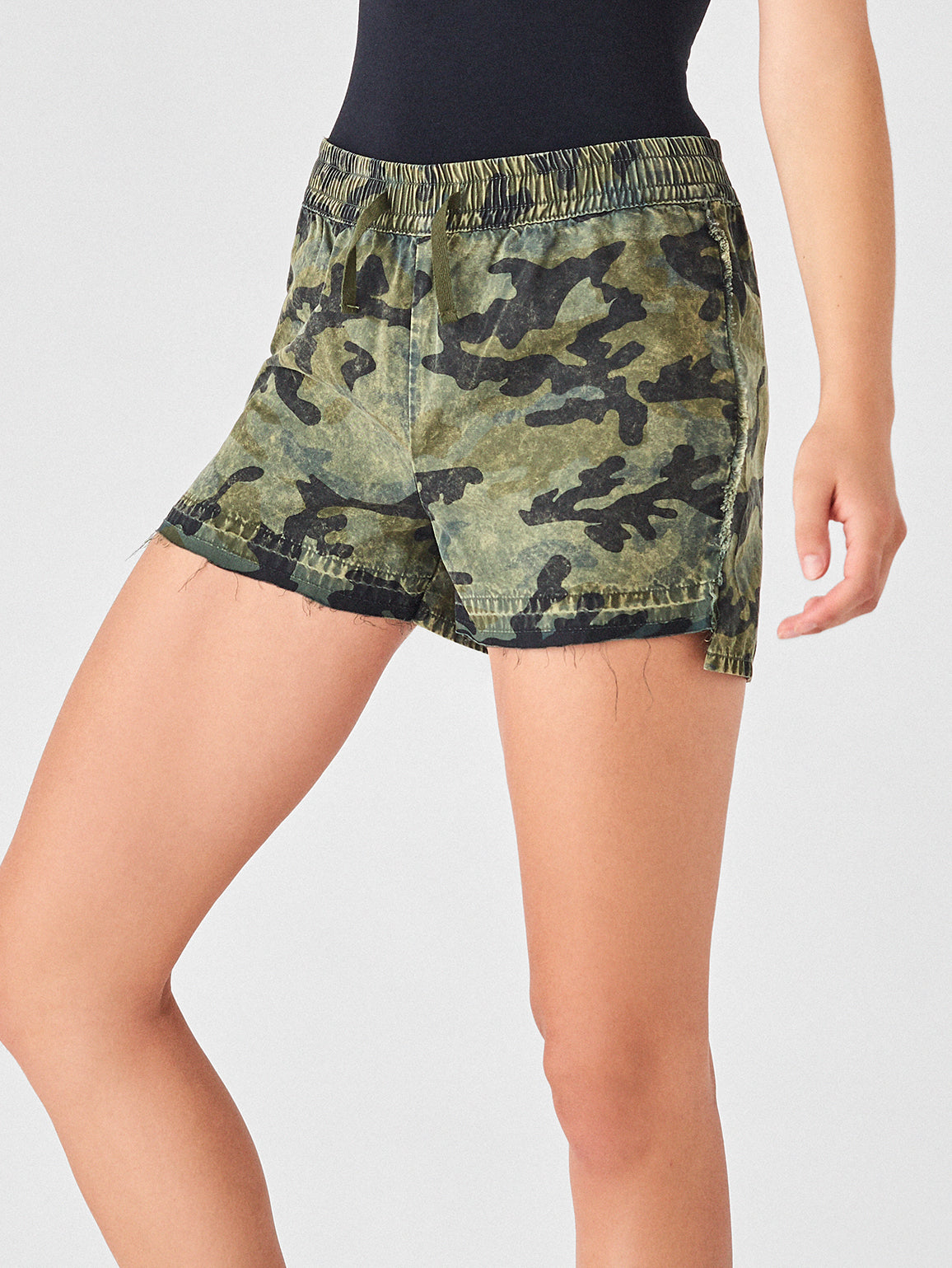 Beach 86th Shorts | Camouflage - DL1961