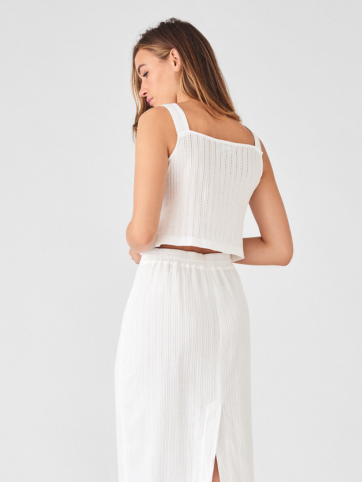 Park Place Top | White Eyelet