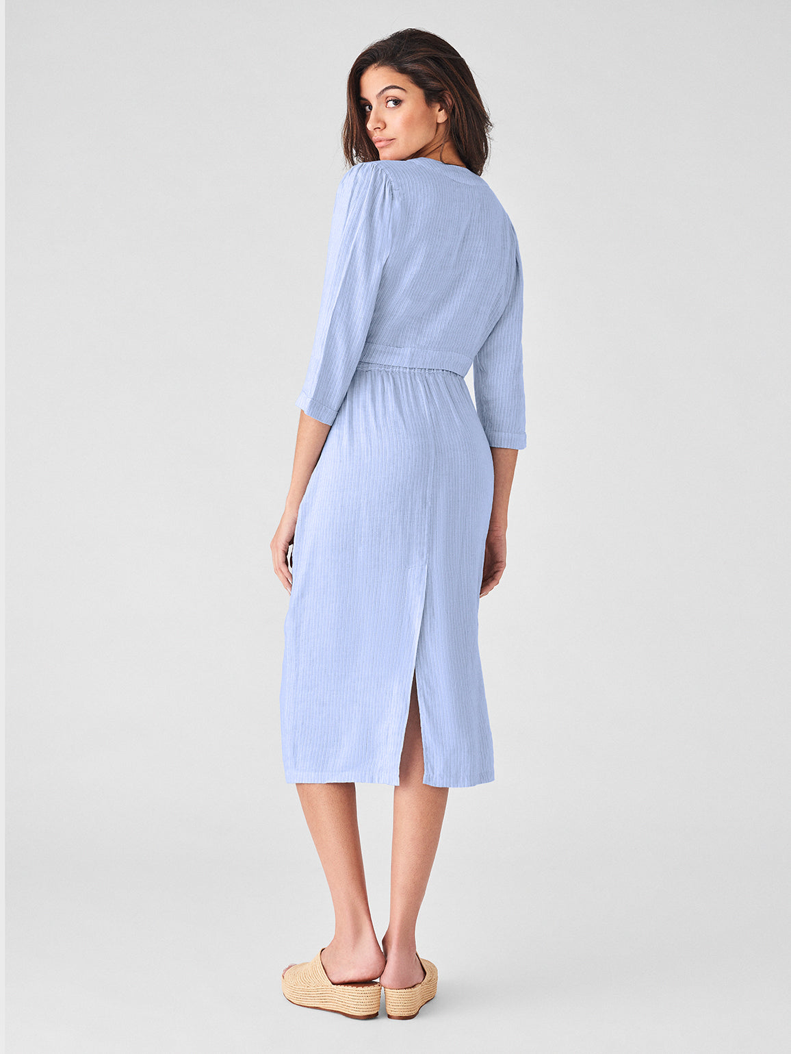 Irving Place Top | Blue Stripe