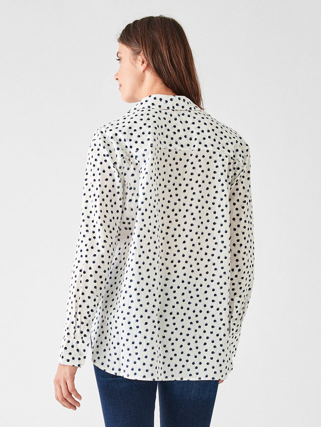 Myrtle Ave Top | Polka Dot